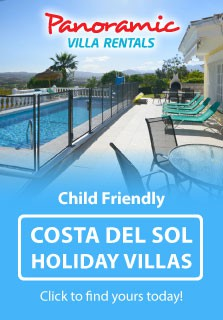 costa del sol holiday villas